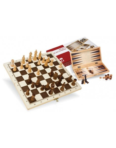 Igraći set ŠAH i BACKGAMMON